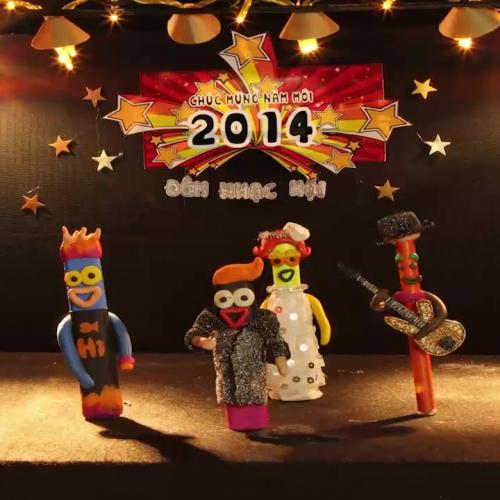 [Xin chào bút chì] - Festive Season - Tập phim: Chúc Mừng Năm Mới