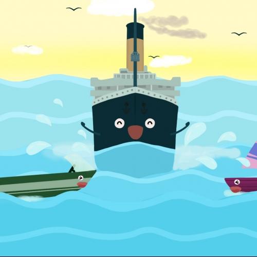 [Điều Chúng Mình Chưa Biết] - Tập 58: Những cổ máy của biển khơi