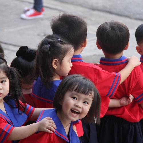 [SHOOL TOUR] – Trường mầm non Việt Asia - Tháng 08/2015