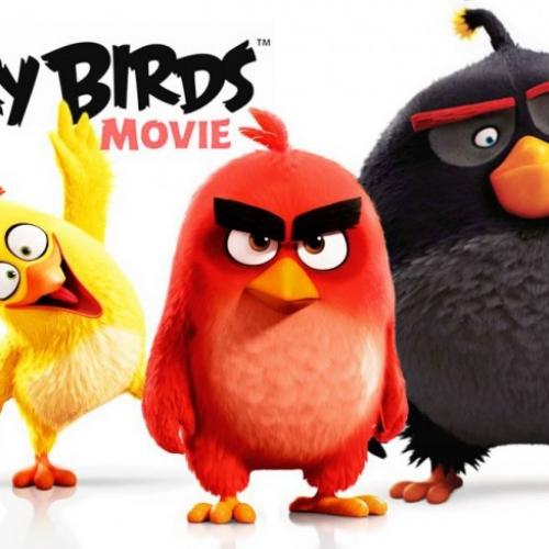 """PHIM HOẠT HÌNH ANGRY BIRDS: """"ĐIÊN"""" HƠN, VUI NHỘN HƠN GAME NHIỀU!"""