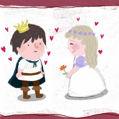 [Cổ tích và bé] - Tập 3: Công chúa hạt đậu