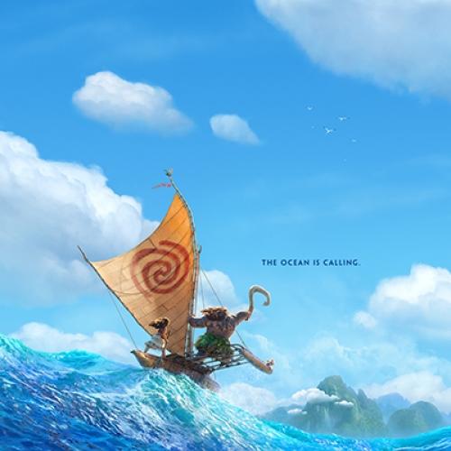 'The Rock' Dwayne Johnson sắm vai á thần vui nhộn Maui trong 'Moana'