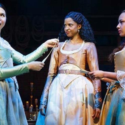 Vai trò bí ẩn của ngôi sao Broadway trong Moana