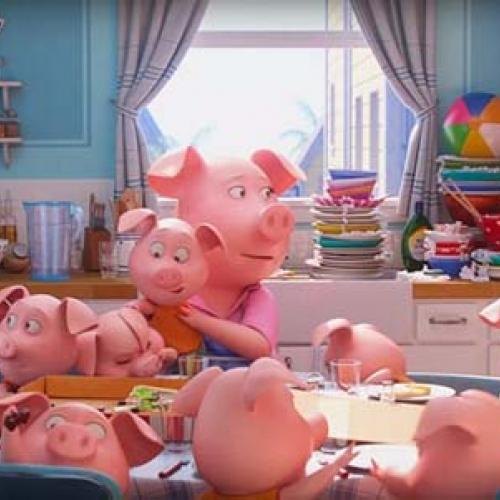Trailer mới của 'Sing' tiết lộ thêm nhiều chi tiết mới