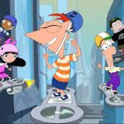 Phim hoạt hình 'Phineas and Ferb' lần đầu lọt vào đề cử giải Emmy 2016
