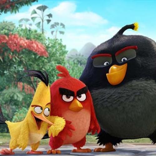 Phần 2 của 'Những chú chim giận dữ' chính thức được sản xuất