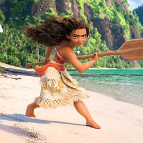 Disney tiết lộ danh sách cá tính các nhân vật trong phim công chúa Moana