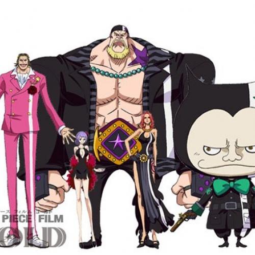 'One Piece: Gold' tung trailer và sắp chiếu tại Việt Nam!